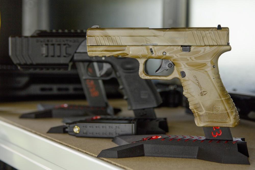 Zbrojní stojánek<br/> BlackPrint