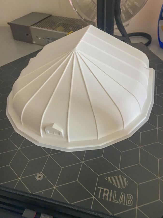 Model sportovní haly<br/> Svitap Svitavy