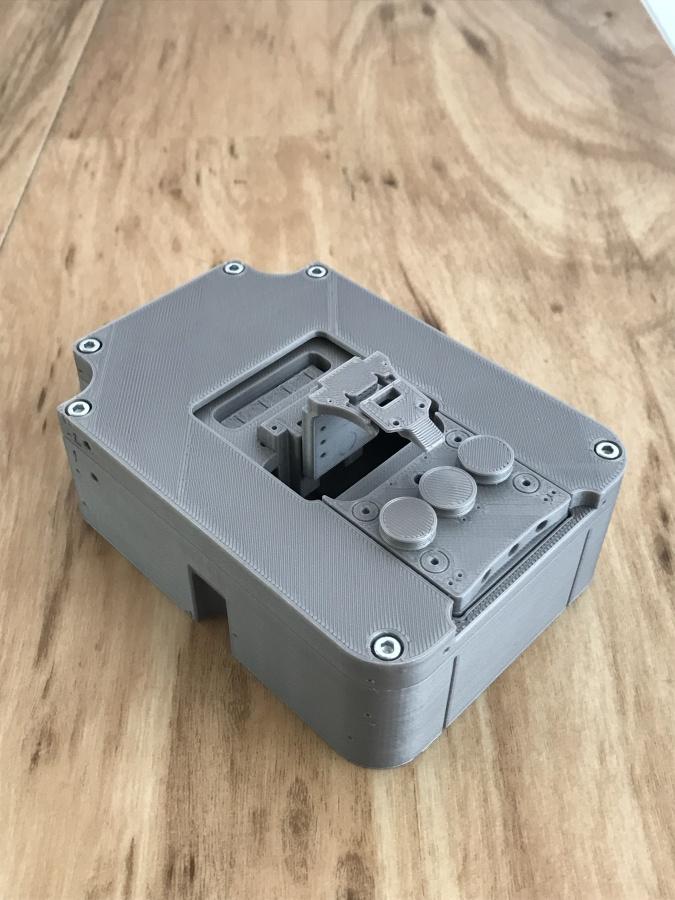 Přesný model mikroskopu<br/> NenoVision