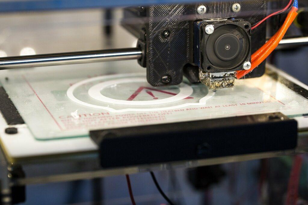 FDM tiskárna s kartézským pohybem