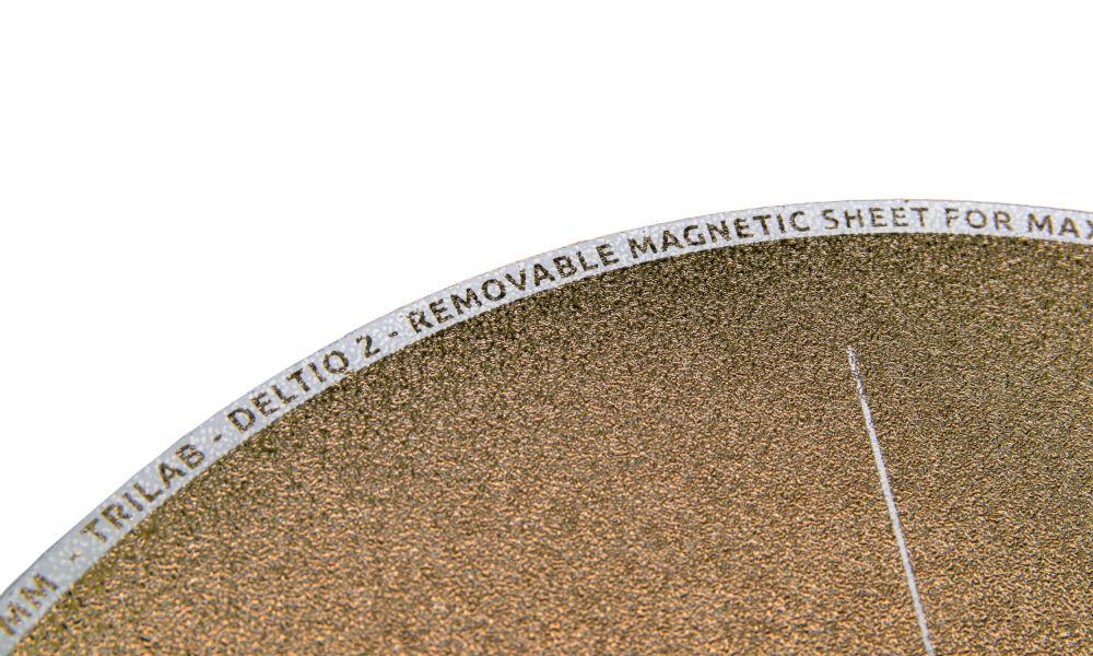PrintPad s povrchem ve formě práškového PEI
