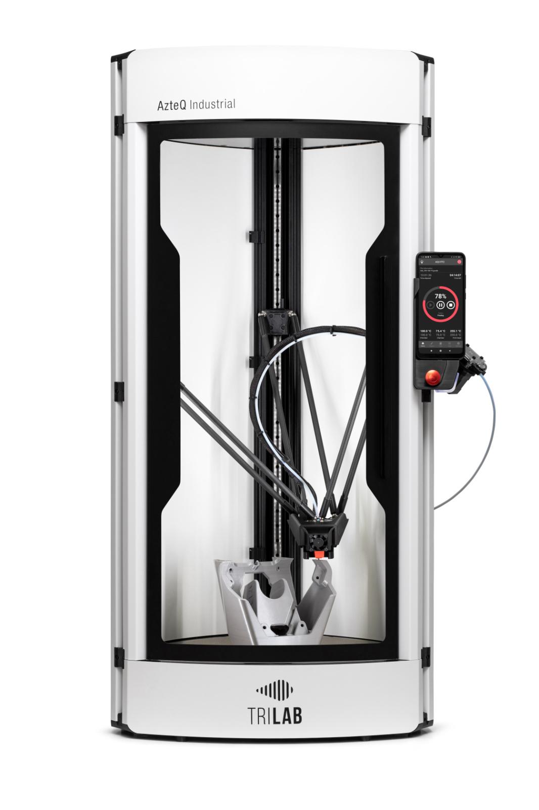 3D tiskárna TRILAB AzteQ Industrial